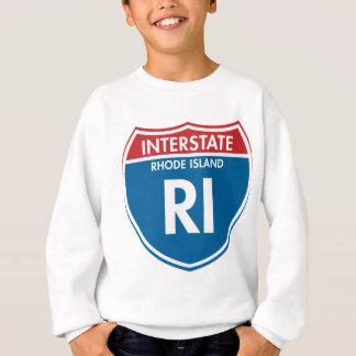 Interstate Rhode Island RI Sweatshirt