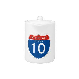 Interstate Sign 10 - Florida