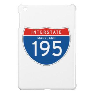 Interstate Sign 195 - Maryland iPad Mini Cases