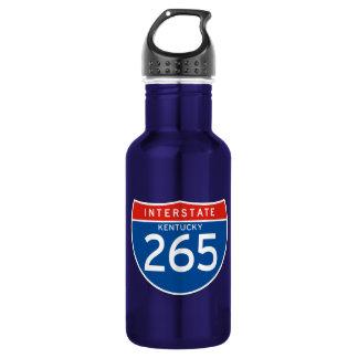 Interstate Sign 265 - Kentucky Stainless Steel Water Bottle
