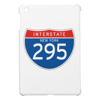 Interstate Sign 295 - New York iPad Mini Cover