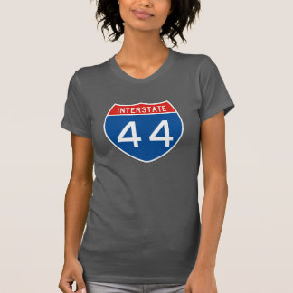 Interstate Sign 44 Tees
