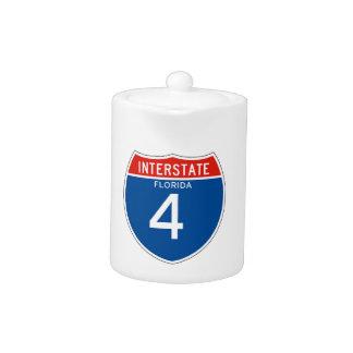 Interstate Sign 4 - Florida