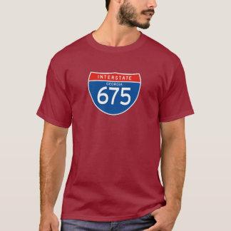Interstate Sign 675 - Georgia T-Shirt