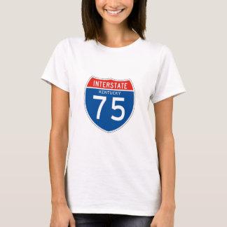Interstate Sign 75 - Kentucky T-Shirt