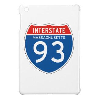 Interstate Sign 93 - Massachusetts iPad Mini Cases