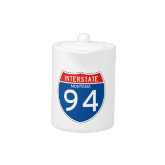 Interstate Sign 94 - Montana