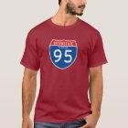 Interstate Sign 95 - Florida T-Shirt