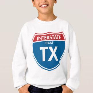 Interstate Texas TX Sweatshirt