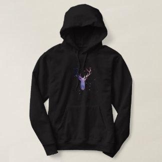 Interstellar deer hoodie