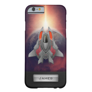 Interstellar Odyssey - The Fortitude Barely There iPhone 6 Case