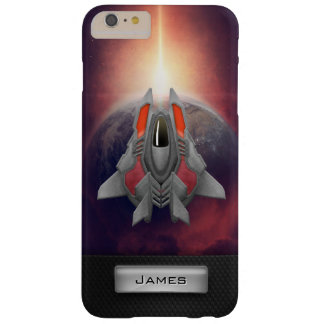 Interstellar Odyssey - The Fortitude Barely There iPhone 6 Plus Case