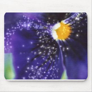 """Interstellar Petals"" Mouse Pad"