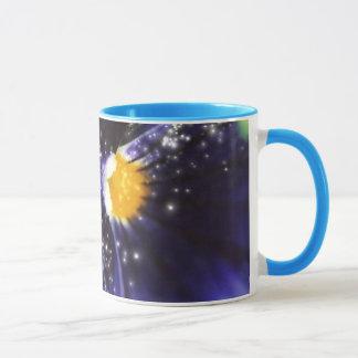 """""""Interstellar Petals"""" Mug"""