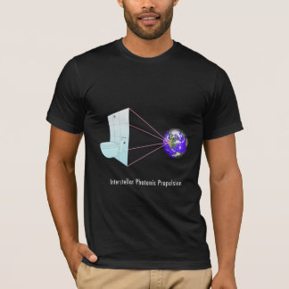 Interstellar Photonic Propulsion T-Shirt