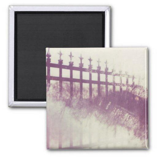 interstice 2 inch square magnet