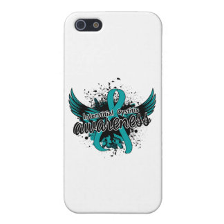 Interstitial Cystitis Awareness 16 Covers For iPhone 5