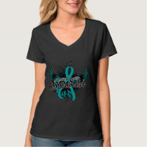 Interstitial Cystitis Awareness 16 T-Shirt
