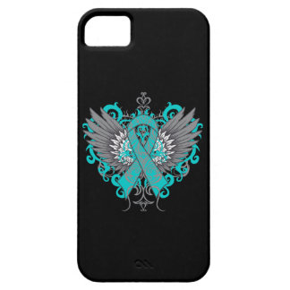Interstitial Cystitis Awareness Cool Wings iPhone 5 Cover