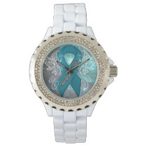 """Interstitial Cystitis Awareness"" eWatch Watch"