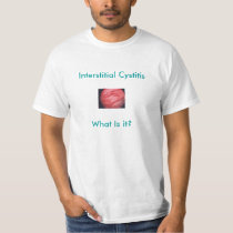 Interstitial Cystitis Awareness T-Shirt