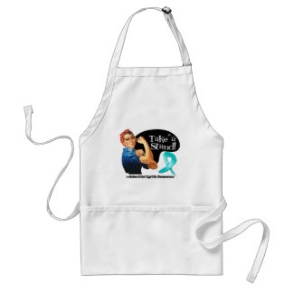 Interstitial Cystitis Awareness Take a Stand Apron
