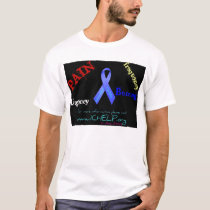 Interstitial Cystitis awareness tee