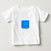 Interstitial Cystitis Baby T-Shirt