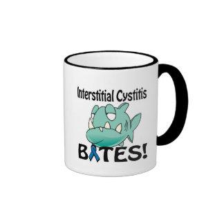 Interstitial Cystitis BITES Ringer Mug