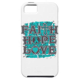 Interstitial Cystitis Faith Hope Love iPhone 5 Case