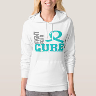 Interstitial Cystitis Fight For A Cure Hoodie