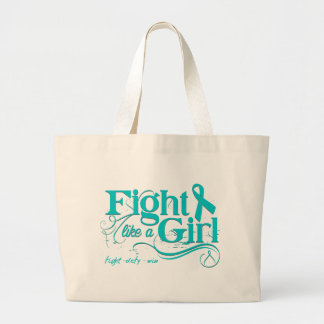 Interstitial Cystitis Fight Like A Girl Elegant Bag