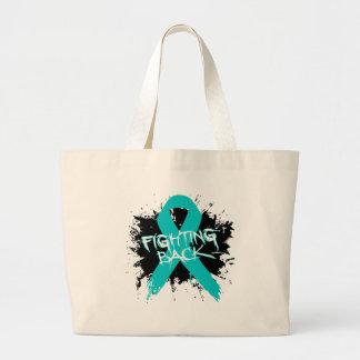 Interstitial Cystitis - Fighting Back Tote Bag