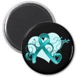 Interstitial Cystitis Hope 2 Inch Round Magnet