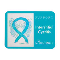 Interstitial Cystitis (IC) Awareness Angel Magnet