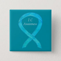 Interstitial Cystitis (IC) Awareness Ribbon Pin