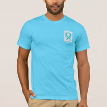 Interstitial Cystitis (IC) Awareness Ribbon Shirt