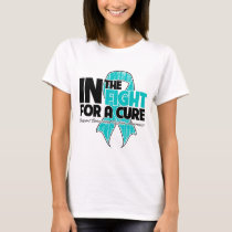 Interstitial Cystitis In The Fight For a Cure T-Shirt
