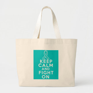 Interstitial Cystitis Keep Calm and Fight On Bags