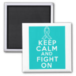 Interstitial Cystitis Keep Calm and Fight On Magnets