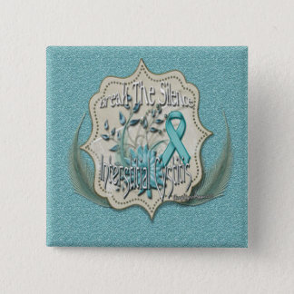 Interstitial Cystitis Square Button