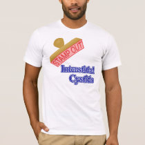 Interstitial Cystitis T-Shirt