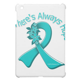Interstitial Cystitis There's Always Hope Floral Cover For The iPad Mini