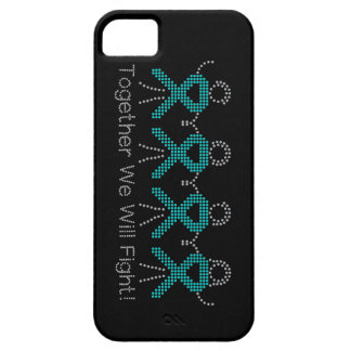 Interstitial Cystitis Together We Will Fight iPhone 5 Case