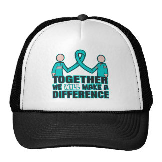 Interstitial Cystitis Together We Will Make A Diff Trucker Hat