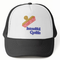 Interstitial Cystitis Trucker Hat