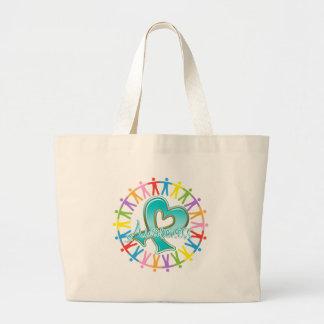 Interstitial Cystitis Unite in Awareness Tote Bag