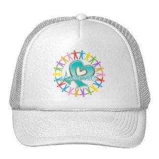 Interstitial Cystitis Unite in Awareness Trucker Hat