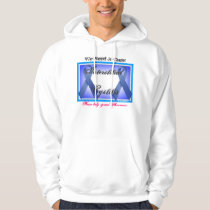 Interstitial Cystitis - We Need a cure 1 Hoodie