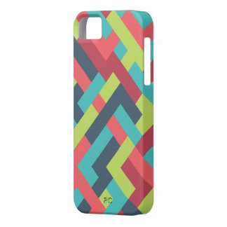 Intertwined 001 iPhone 5 Case